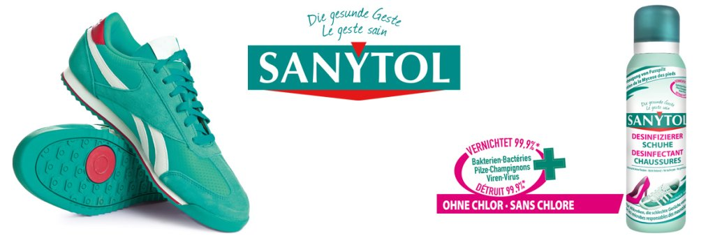 Sanytol Chaussures