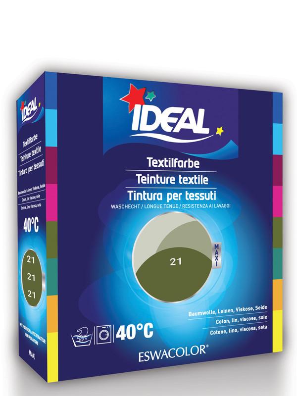 teinture textile kaki pour coton lin viscose soie maxi. Black Bedroom Furniture Sets. Home Design Ideas