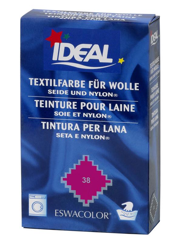Teinture textile fuchsia pour laine soie et nylon 38 ideal eswacolor shop - Teinture textile ideal ...