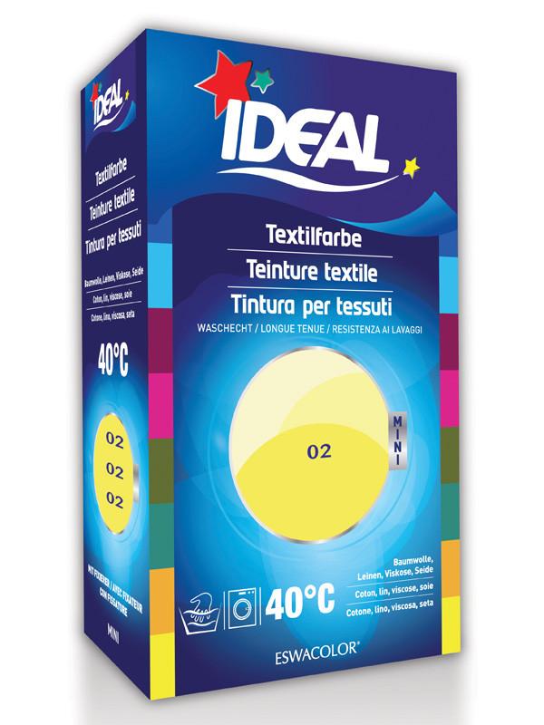 Teinture textile citron pour coton lin viscose soie - Teinture textile ideal ...