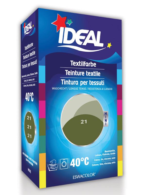 teinture textile kaki pour coton lin viscose soie mini. Black Bedroom Furniture Sets. Home Design Ideas