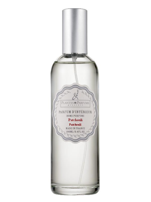 Parfum d 39 int rieur patchouli 100ml plantes parfums for Parfum d interieur fait maison