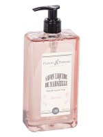 Flüssige Marseilleseife Rose 500ml | PLANTES & PARFUMS