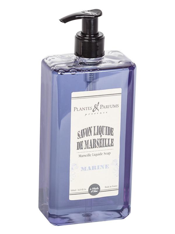 fl ssige marseilleseife meeresbrise 500ml plantes parfums online shop. Black Bedroom Furniture Sets. Home Design Ideas