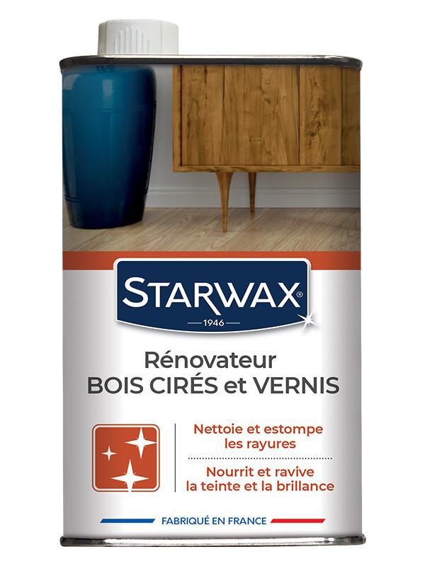 r novateur bois cir s vernis 500ml starwax shop online. Black Bedroom Furniture Sets. Home Design Ideas