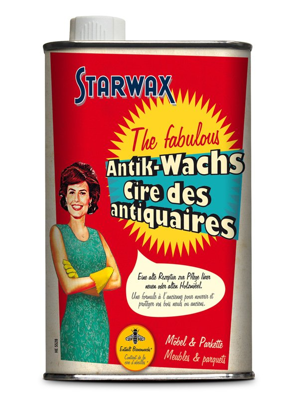 antik wachs 500ml starwax online shop. Black Bedroom Furniture Sets. Home Design Ideas