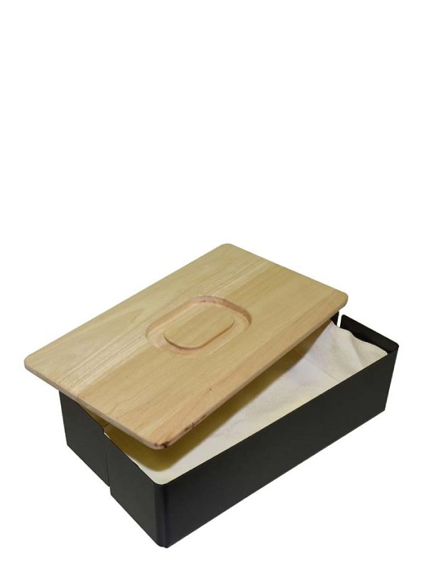 brotkasten mit brett latest brotkasten cm holzfee holz buche massiv brotbox rollkasten with. Black Bedroom Furniture Sets. Home Design Ideas
